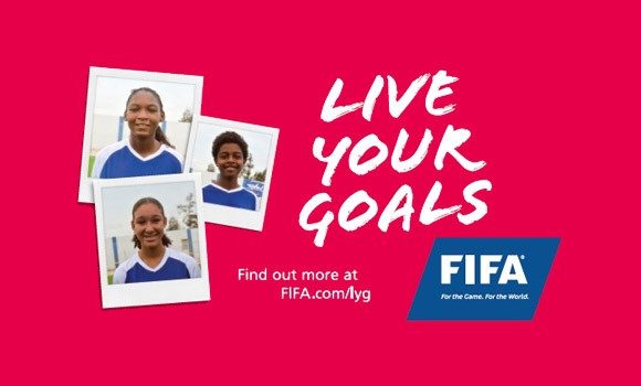 "FIFA ""Live your Goals"" project"