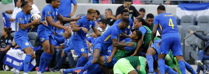 Curacao to quarter final Gold Cup!