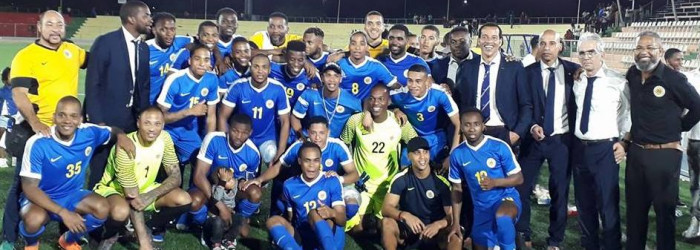 Curacao-Grenada on September 10