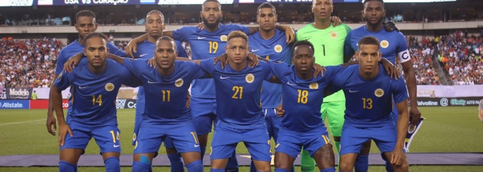 Curacao out in quarter final Gold Cup
