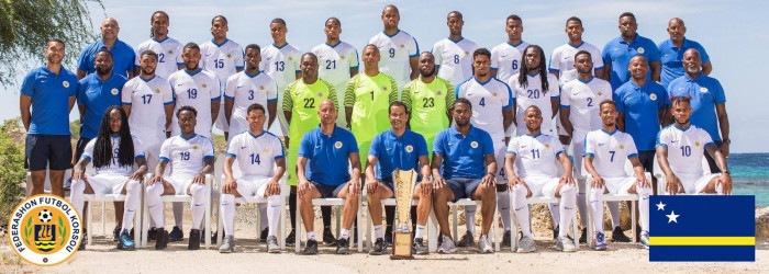Curaçao-Grenada 10-0!