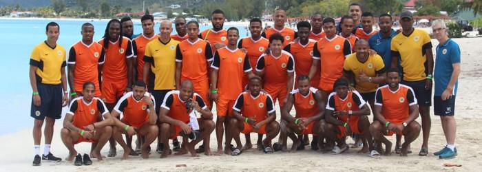 Antigua vs Curacao Nations League on March 23
