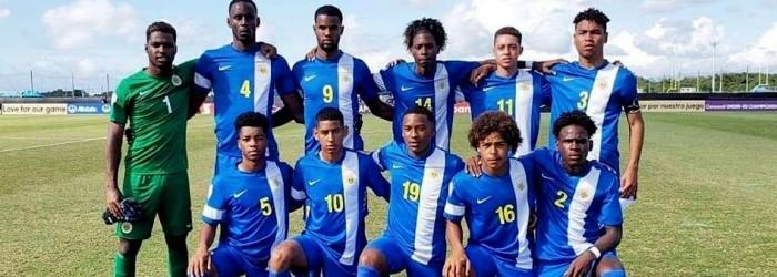 Curacao U-20 in CONCACAF U-20 Championship