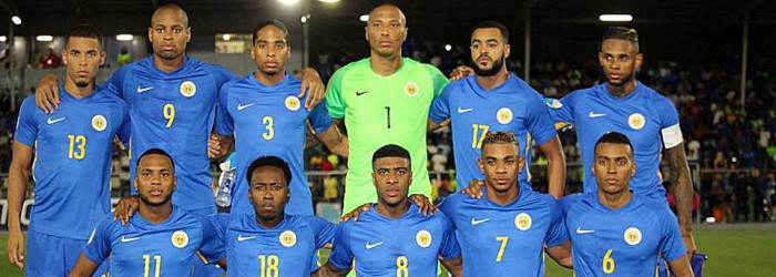 Curacao ends on the second place in Nations League Second Round