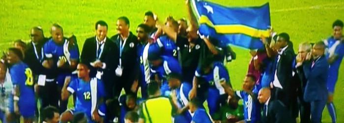 Curacao beats Jamaica 2-1