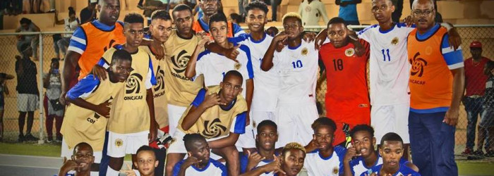 Kick off CFU U-14 Championship on Curacao