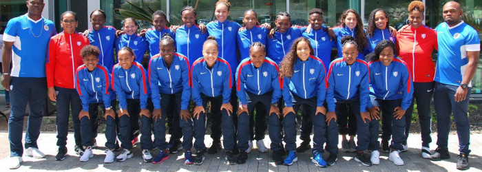 Women U-20 in CONCACAF WC