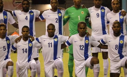 Friendly matches Curacao - Bolivia