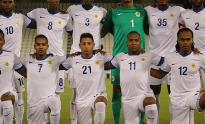 Curacao-Bolivia 1-1