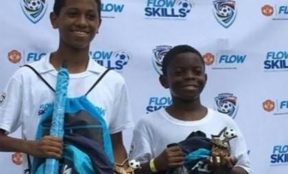 J-Drynne Isenia and Akram Potmis win Flow Skills Curacao 2018