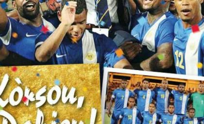 Curacao-Bolivia 1-0