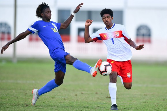 Curacao U-20 third in Group F of CONCACAF U-20 Championship