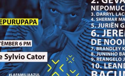Haiti-Curacao 1-1
