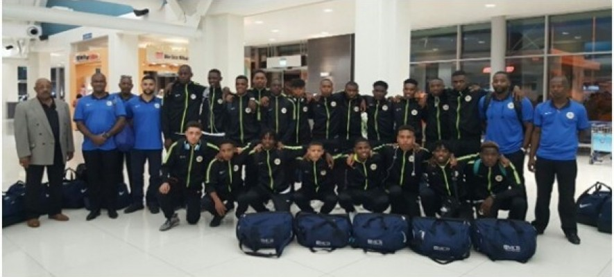 U-17 wins first match in CONCACAF Championship