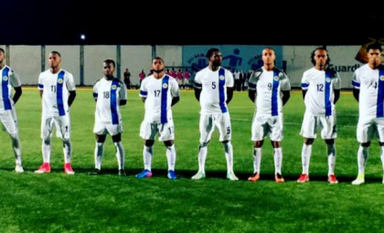 Curacao vs Nicaragua ends in 0 - 0
