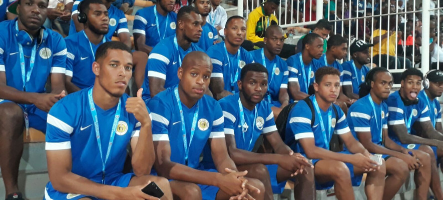 Curacao in Final Caribbean Cup