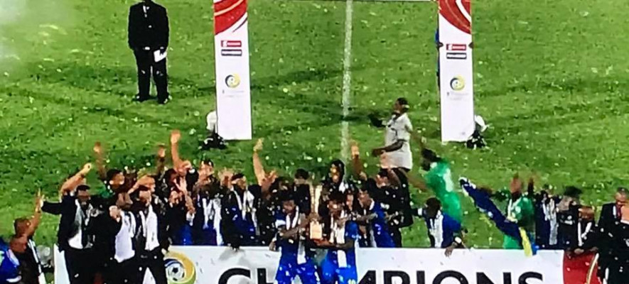 Curacao wins Final against Jamaica