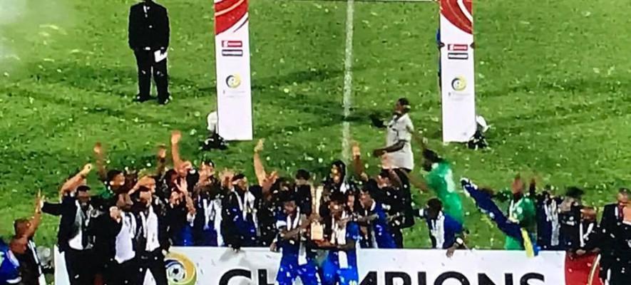 Curacao wins Final against Jamaica