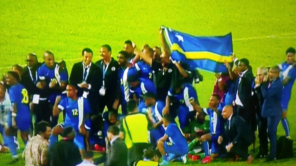 Curacao beats Jamaica in Final Caribbean Cup