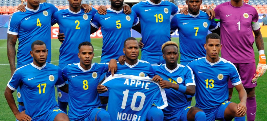 El Salvador too strong for Curacao
