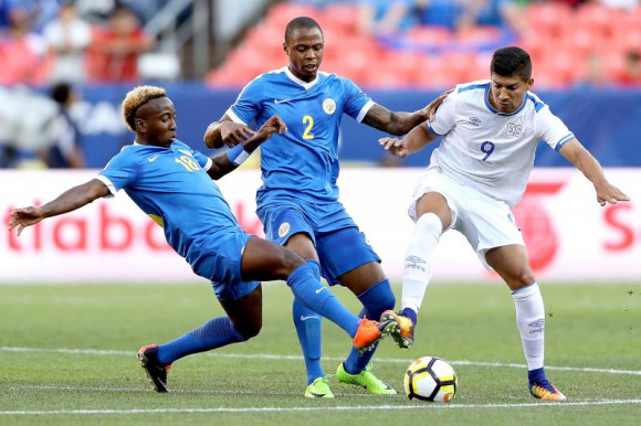 El Salvador beats Curacao 2-0 in Gold Cup match