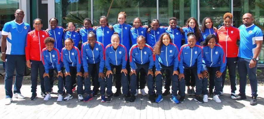 WU-20 to Bermuda for Qualifier tournament