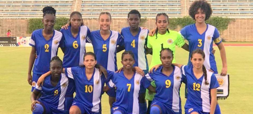 WU-20 eliminated in first round CONCACAF WC Qualifiers