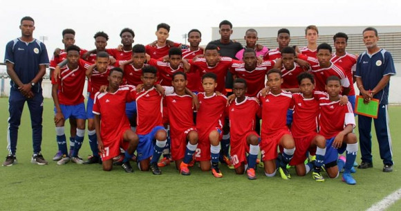 CONCACAF U-15 tournament