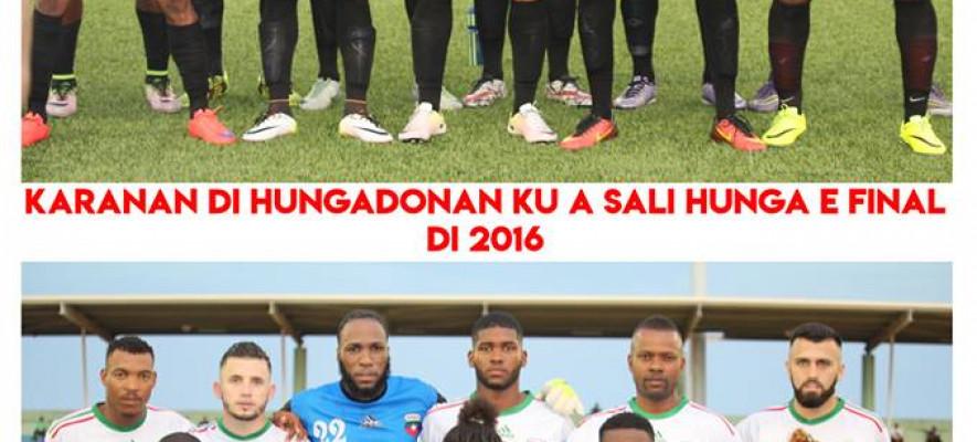 Final Curacao 2017 Championship Liga MCB