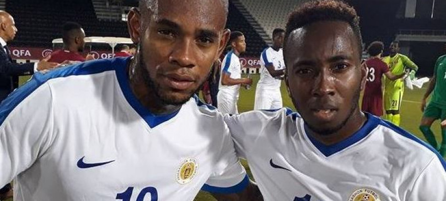 Curacao - Qatar 2-1